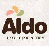 לוגו גלידת אלדו