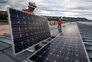 בניה ירוקה עם אנרגיה סולראית